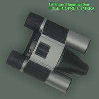 Updated DT08 10x25 Digital Camera Binoculars Telescope 300K CMOS Sensor 8MB Memory Digital Video Recording PC Cam Free Shipping