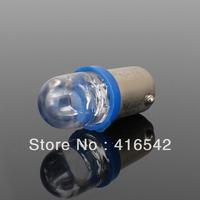 Free Shipping!BA9S 1 LED Light Car Bulbs BA9S 1LED Car Light Bulb Lamp Round super bright 12V