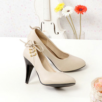 4colors for option 2012 new style casual high heel shoes for women Spring free shipping drop wholesale T7