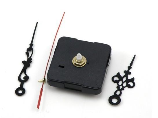Mecanisme horloge quartz silencieux
