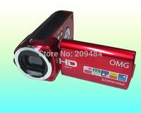 Free Shipping OMG Digital Video Camera  2.4 TFT  digital still camera Hot selling 1Pieces/lot