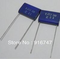 MKP Capacitor  0.47uF(J) 160v 4x14x21