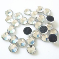 free shipping $1.58 /1440pcs! ss10 DMC hotfix rhinestone Clear color  10ss iron on bling Crystal