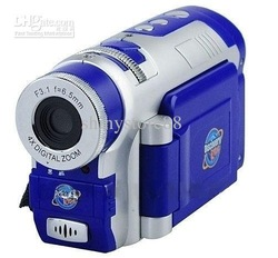 Kids Camera DV5010 3.1MP 1.5 inch TFT Screen Video Camera Camcorder 4X Digital Zoom SD Card TV-Out(China (Mainland))
