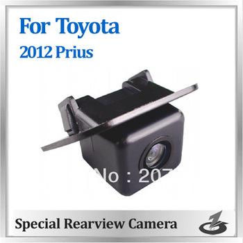 Free shipping waterproof HD car reversing parking camera for Toyota Prius 2012