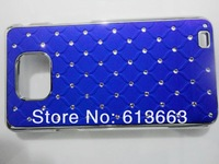Bright Hard Back Bling star Case Sparkle Cover For Samsung Galaxy S2 I9100,free shipping,10pcs/lot