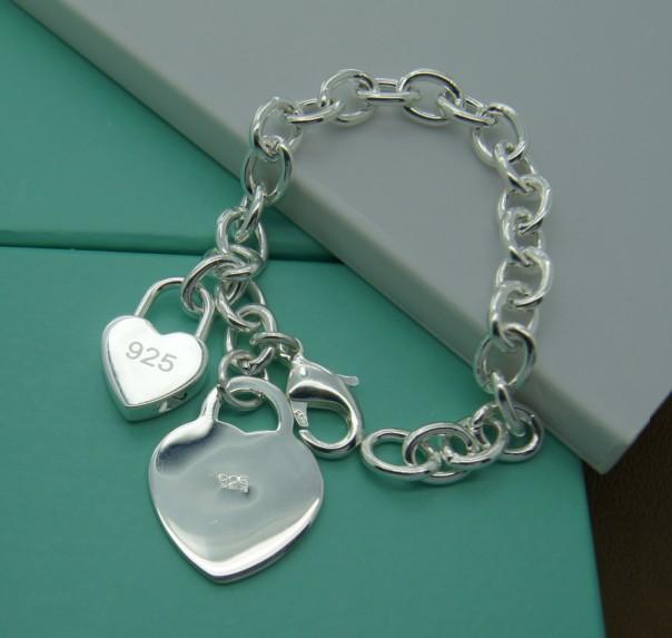 yb133 новый, элементы, 925 серебряные сердца