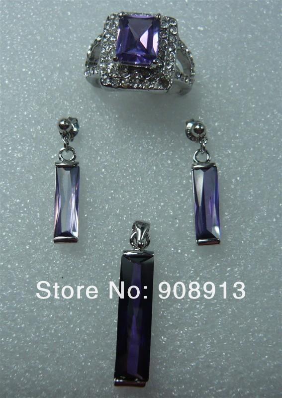 Свадебный ювелирный набор XinShiPin FineJewelry . l/361 L-361 stels pdm 361 l