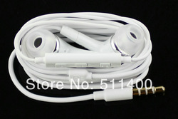 For Samsung In-Ear Handsfree Earphone headset for Samsung galaxy S S2 .. Free Shipping(China (Mainland))