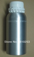 Custom Aluminum Essential Oil bottles 500ML with Screw Cap
