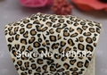 "HappyChino 7/8"" Leopard  Patterns Grosgrain Ribbon Hair Bow Accessories"