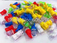 [Seven Neon]Free DHL express shipping 1000pcs T10 led car light bulb,car dashboard light,interior light
