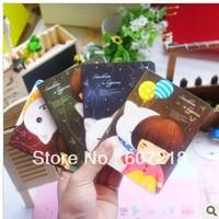 Cute cartoon glue set of fantasy girl diary note wholesale 80 g