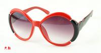 Popular design Fashion sunglasses unique women's sunglasses jg70 12pcs/lot free shipping