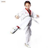 Free Shipping Taekwondo uniform Martial Arts uniform Boxing Uniform
