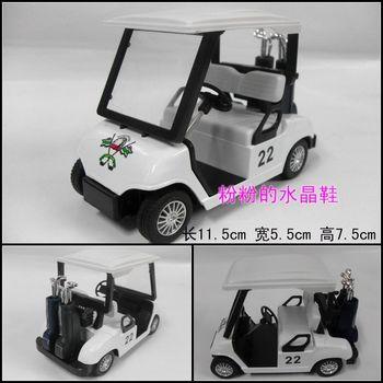 Golf ball car alloy car model toy alloy car models toy