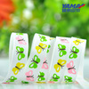 New Style 3/8'' 9mm Width Polyester Butterfly Printed Ribbon Free Shipping for diy hair Accessories