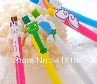 Rainbow wings ball-point pen South Korea creative stationery wholesale pen cartoon pupils prizes lovely 10 g