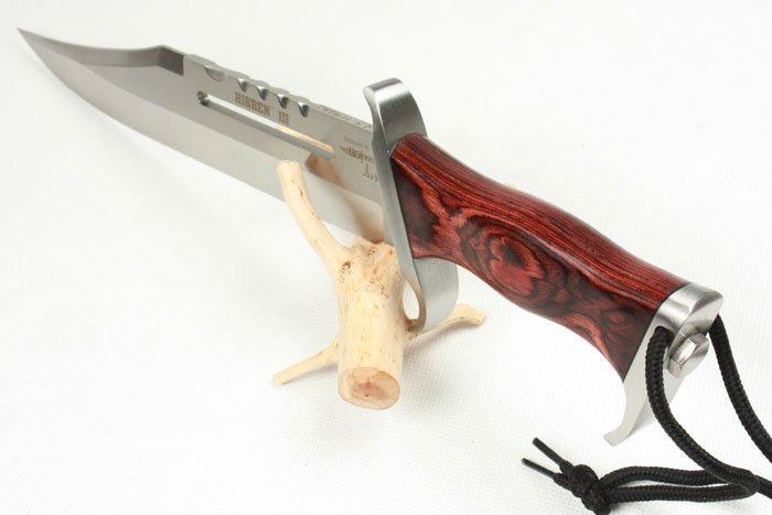 16&; primo sangue unite posate ramboiii 3 hibben bowie fisso coltello