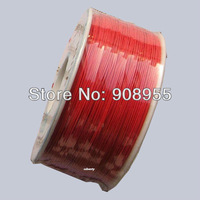 RED PCB Solder 0.25mm Tin Plated Copper Cord Dia Wire-wrapping Wire 30AWG 1000ft 305M for toy repair