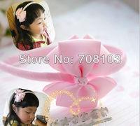 wholesale Free Shipping Min.order is $10(mix order) Headband  kids Headbands hair band headhoop Beam appliance headdress flower