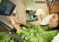 Adjusting laptop desk ,Aluminum alloy folding desk, Foldable table notebook desk folding,free shipping