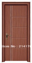2013 mdf pvc interior door/ room door/hotel door design(China (Mainland))