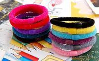 Headband black multicolour