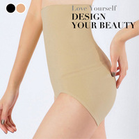 2013 seamless high waist abdomen body shaping abdomen pants plus size panties body shaper for women  lingerie slimming products