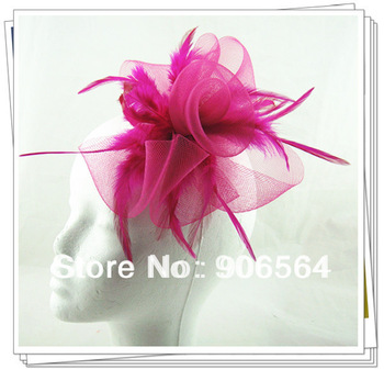 Free shipping nice fascinator hats /popular bridal hair accessories MSF187