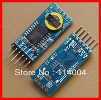 New Mini_RTC DS1307 clock module 24C32 memory, High quality free shipping