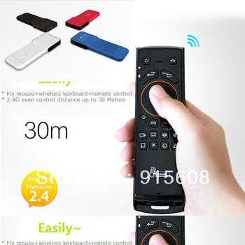iMito MX2 Dual Core Mini PC Android 4.1 TV Box RK3066 Built-in Bluetooth 1GB RAM 8GB ROM + F10 Air Mouse