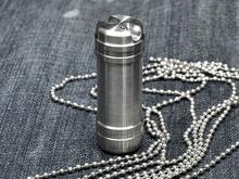 popular custom titanium necklace