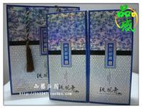 The product are blue and white porcelain fujian anxi tieguanyin autumn tea tea oolong tea box