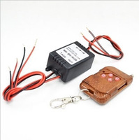 Wireless Remote Strobe Flash Controller for Car Eagle Eye Daytime Running Lights etc.