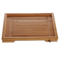 Teaberries tea flat teaberries bamboo tea tray Large Medium Small