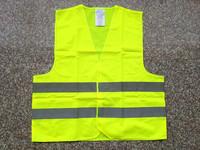 Hi Vis Safety Vest Reflective Vest-Size S M L XL XXL 3XL 4XL-Lime