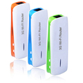 Free Shipping 3 in 1 portable 3g wifi router with battery + Mobile power supply MINI Wireless Router 3G WIFI