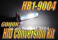 HB1 9004 6000K Xenon HID Conversion Kit Super White 12V 35W Headlight High Low Dual Beam Fog Lamp Bi-Xenon Excellent Quality!