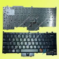 Oiriginal Genuine New Laptop Keyboard for Dell LATITUDE E4300 notebook keyboards Black UK english