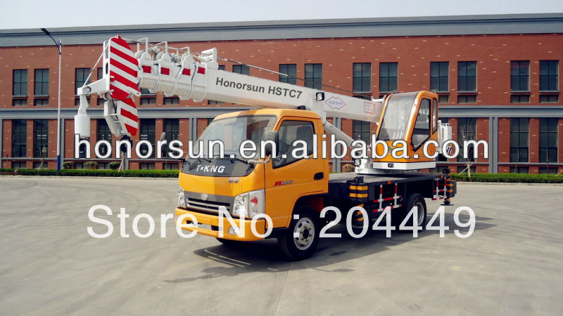 China&#39;s best selling 7 ton small crane with best price(China (Mainland))