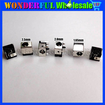2.5mm/2.0mm/1.65mm Laptop DC Power Jack/Socket/Plug/Interface For ASUS/HP/DELL/Lenovo/IBM/...
