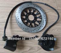 GN250 BRAKE DISC SYSTEM MASTER CYLINDER