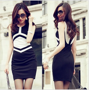 Free shipping 2012 autumn new arrival women's ol slim hip slim knitted one-piece dress autumn and winter basic dress