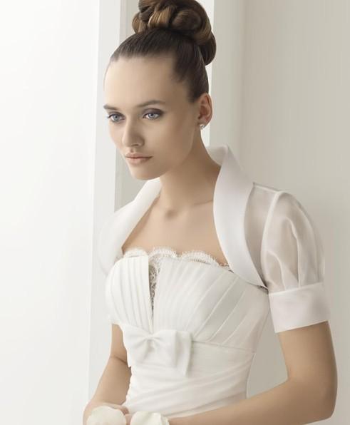 Wholesale Bolero Jackets For Wedding Dresses 99