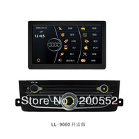 7&quot; 2DIN car DVD Navigation For Renault Keleos  with DVB-T IPOD Bluetooth Radio Dual zone SWC