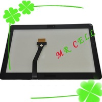 P5100 Touch Screen For Samsung Galaxy Tab 2 P5100 Touch screen digitizer Original Black&White 3pcs/lot