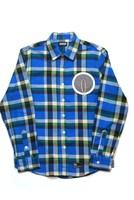 2012 new arrival Men autumn Oxford silk cloth plaid shirt long-sleeve fashion plaid fashion male