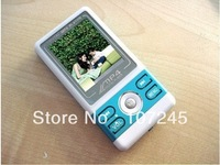 FREE SHIPPING DROPSHIP! 8GB 1.8 inch TFT screen MP3 Player MP4 Player with speaker out FM REC