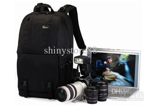 "dsdr camera bag Lowepro Fastpack 350 Camera Bag Backpack Laptop 17 "" with a rain cover Photo Camera bag(China (Mainland))"